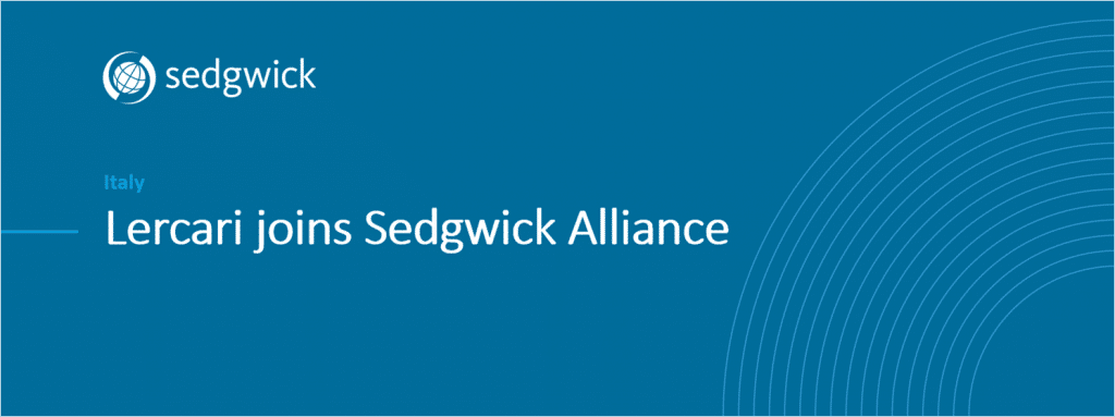 External announcement – Lercari joins Sedgwick as official Alliance member FRC